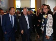 Aziz Yıldırım Antalya'da açılışını gerçekleştirdi