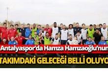 Hamzaoğlu'nun takımdaki geleceği belli oluyor