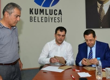 Kumluca'da yeni başkan belli oldu
