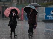 Meteoroloji'den yağış açıklaması