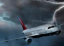 Uçak acil iniş yaptı