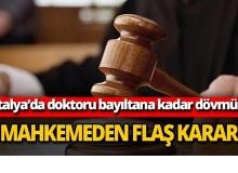 Mahkemeden flaş karar