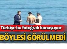 Türkiye bu kareyi konuşuyor