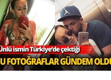 Türkiye'de çektiği fotoğraflar gündem oldu