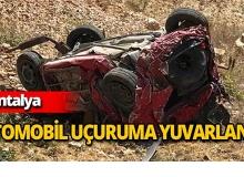 Antalya'da feci kaza : 3 kardeş hayatını kaybetti