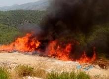 Antalya'da yangınlar bitmiyor