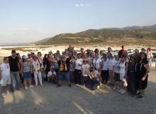Özel öğrencilerle Isparta Burdur gezisi