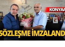 Tüm Yerel-Sen ile Konyaaltı Belediyesi toplu sözleşme imzalandı