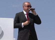 AK Parti'nin 6. Olağan Büyük Kongresi başladı