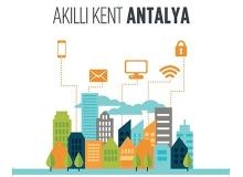 Antalya 'Akıllı Kent' e-devlette