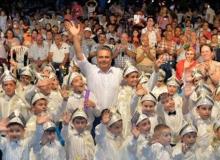 Antalya'da sünnet şöleni 14 Eylül'de