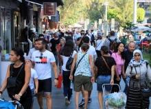 Antalyalılar Kurban Bayramı için alış verişte