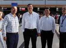 Başkan Türel'den 'Gökten turist yağıyor' paylaşımı