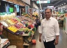 Başkan Uysal, Rusya pazarını inceledi