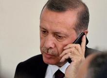 Cumhurbaşkanı Erdoğan liderlerin bayramını kutladı