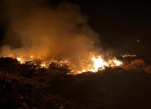 Demre halkı yangının kasıtlı olarak yakıldığı söyledi