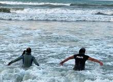 Denizde kaybolan 12 yaşındaki çocuktan acı haber!