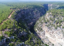 Güver Kanyonu ekoturizme kazandıralacak