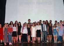 'Kadının Sesi' Antalya'da duyuldu