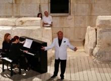 Kaş'ın Patara Antik Kenti'nde arya senfonisi