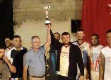 Kaş'ta Akçayspor şampiyon