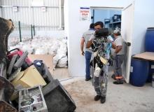 Konyaaltı Belediyesi'nden e-atıkların geri dönüşümü
