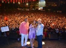 Korkuteli'nde pop müziği rüzgarı