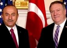 Kritik görüşme sonrası Bakan Çavuşoğlu açıklama yaptı