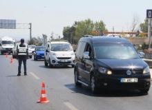 Manavgat'ta trafik denetimleri arttırıldı