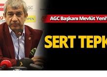 AGC Başkanı Yeni'den gazetecilere zarf içinde para verilmesine tepki!