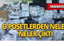 Antalya'da gümrükçülere şok operasyon