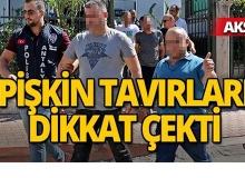 Antalya'da kavga kanlı bitti : 5 kişi gözaltına alındı