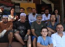 Antalya'da sanat çalıştayı düzenlendi