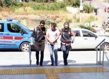 Antalya'daki çalıştığı bankayı soyan vurguncu İzmir'de yakalandı!