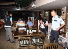 Antalya'da 690 polisle okul çevrelerinde denetim