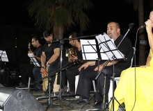 Gazipaşa'da müzik ziyafeti