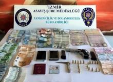 Kaçak banka müdürü yakalanınca şaşırdı