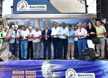Muratpaşa'da Münir Özkul Kreşi açıldı