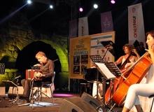 Phaselis Festivali'nde tango rüzgarı esti