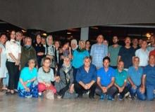 Şehit ve gazi aileleri Antalya'da tatil yaptı