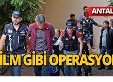 Antalya-Ankara hattında büyük operasyon!
