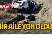 Antalya'daki korkunç kazanın ayrıntıları ortaya çıktı!