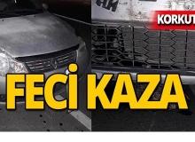 Finike Belediyespor yönetimi kaza geçirdi!