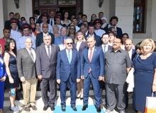 Kaleiçi Festivali heyeti Vali Karaloğlu'nu ziyaret etti