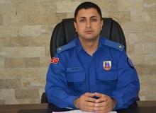 Korkuteli'ne yeni komutan atandı