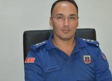 Kumluca ilçe Jandarma Komutanlığı'na yeni atama