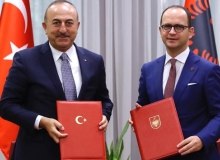 Türkiye ile Arnavutluk arasında 'İşbirliği Konseyi' kurulacak