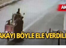 Aksu'da polisten kaçamadılar