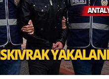 Antalya'da işte böyle kandırmaya çalıştı!