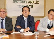 Antalya'da sektör temsilcileri yeni Hal Yasası'nı ele aldı